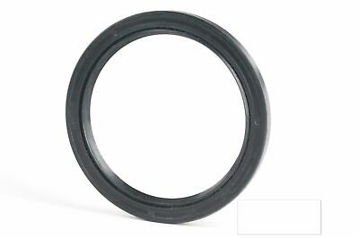 AVX Shaft Oil Seal TC 11.6x24x10 Rubber Covered Double Lip With Garter Spring