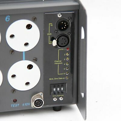 strand act 6 Demux dmx pcb stage theatre lighting suit dimmer pack