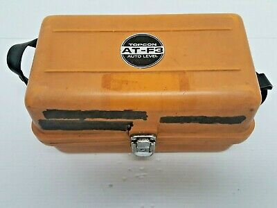 Topcon AT-F3 Hard Case (CASE ONLY) USED