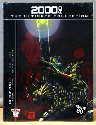 2000AD The Ultimate Collection Issue 50: Bad Company Volume 2  **NEW & SEALED**