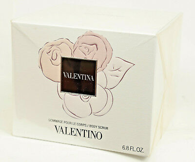 Valentina by Valentino  Perfume  200ml  Body Scrub   Ladies  NEW & SEALED