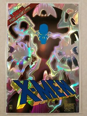 X-men #54 Rare Prismatic Variant, Limited To 7,500