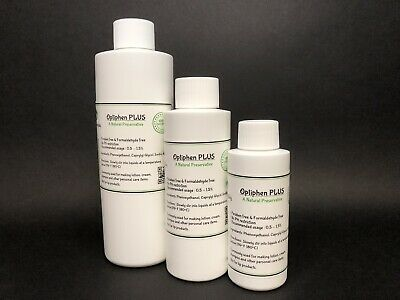 OPTIPHEN PLUS - Optiphen + Natural Preservative For Lotions Creams Absorbic Acid