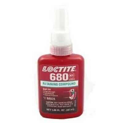 Loctite 680, Very High Strength Fast Cure Retaining Compound, 50ml