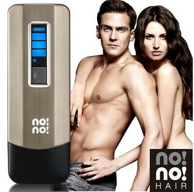 NO NO Pro 5 Hair Laser Removal System- Brand New & Sealed. Genuine, Clearance