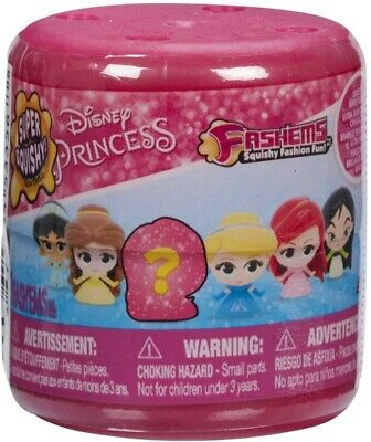 2 X Disney Princess Mash/'ems Collection Frozen New Squishy Randomly packed
