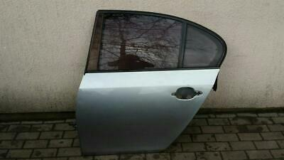 BMW 5 Series E60 Left Rear Door 7202341 Tür Hinten Links