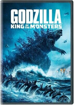 PRE-ORDER Godzilla: King Of The Monsters 883929646555 (DVD RELEASE: 27 Aug 2019)