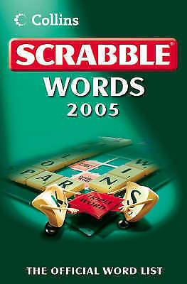 Scrabble Words,  , Good | Fast Delivery