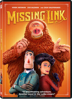 Missing Link (2019, DVD NUOVO) (REGIONE 1)