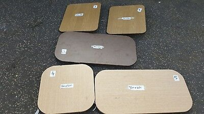 Table Autosleeper Rambler Camelot Vw Talbot Express Ford Cf Campervan Motorhome