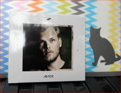 "AVICII New Sealed 2019 Fast Freepost ""TIM"" CD SOS /Heaven /Imagine Dragons"