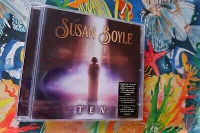 Susan Boyle/Best New Sealed 2019 FastFreepost TEN CD Dreamed aDream Michael Ball