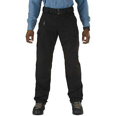 5.11 Men's STRYKE Tactical Cargo Pant with Flex-Tac 2-Way Stretch 74369 Black