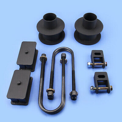"""Leveling KitFront 3/"""" Rear 2/""""F250 F350 11 3.5/"""" Axle 4WD W//O Auxiliary"""