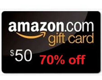 PDF-Get Discount Gift Card for Amazon-Starbucks X-Box Walmart 50-70% off