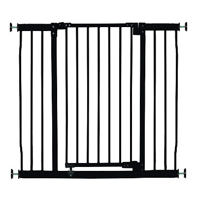 Dreambaby Liberty Xtra-Tall & Wide Safety Gate Fits 99cm-106cm Black