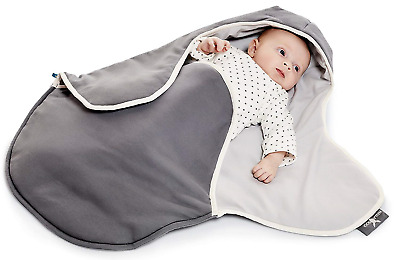 Wallaboo Baby Blanket Coco, Pram Or Car Seat and Travel, Supersoft 100% Pure 10
