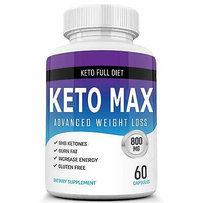 Best Keto Diet Plus Pills From Shark Tank Weight Loss Supplement Healthy 60 Caps
