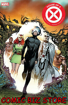 House Of X #1 (Of 6) (2019) 1St Printing Pepe Larraz Main Cover Marvel ($5.99)