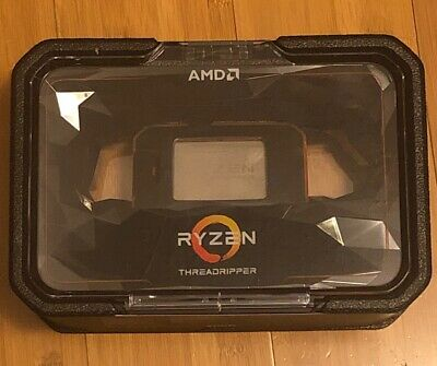 AMD 2nd Gen Ryzen Threadripper 2920X 12-Core, 24-Thread, 4.3 GHz Max Boost NEW