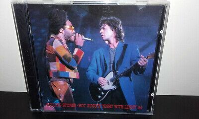 The ROLLING STONES : Hot August Night With Lenny 94 (Japan 2CD) Live Cleveland