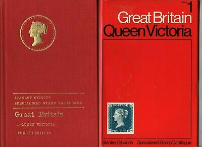 Stanley Gibbons Specialised Stamp Catalogue-Queen Victoria Vol 1-4th Edition-73-