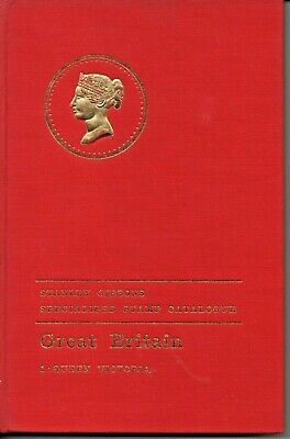 Stanley Gibbons Specialised Stamp Catalogue-Queen Victoria Vol 1-1st Edition-1st