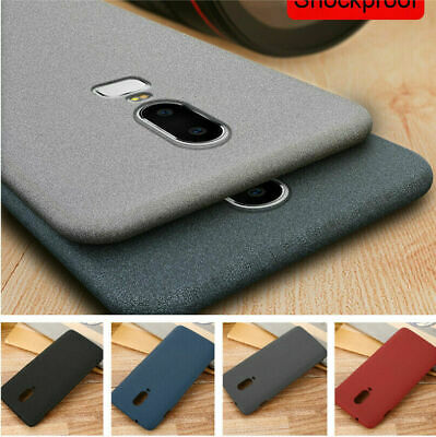 Shockproof Thin Soft TPU Sandstone Back Case Cover For Meizu M6 M5 M3 Note M6T
