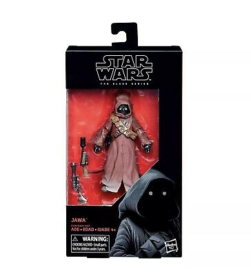 Star Wars Black Series A New Hope Jawa Figure #61