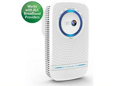 BT 11ac Dual-Band Wi-Fi Extender 750 - Brand New - Fast P&P - Limited Stock!