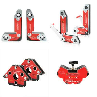Magnet Welding Fixture Dual-Use Strong Magnetic Welding Jig Holder Angle Fixator