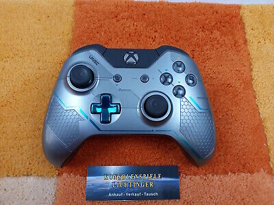 Original Microsoft Xbox One Wireless Controller Gamepad Halo 5 Limited LINSC