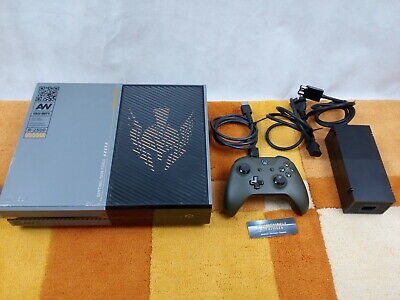 Xbox One Call of Duty Advanced Warfare Limited Edition 1TB +Zubehörpaket: Contr.