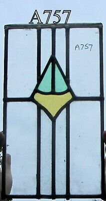 A757 Ca 1930s   Stained glass
