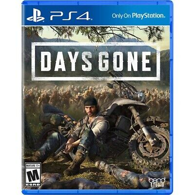 Days Gone -- Standard Edition (Sony PlayStation 4, 2019)