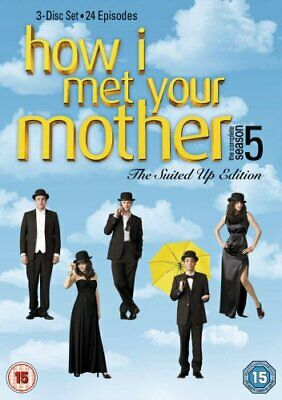 How I Met Your Mother Season 5 DVD New & Sealed