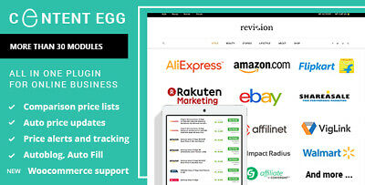 Content Egg ⭐ PRO BEST Plugin ⭐ Wordpress for Affiliate Deal sites ⭐ ULTIMATE