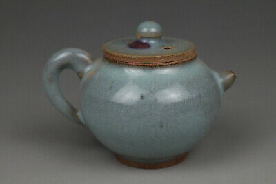 A Fine Collection of Chinese 11thC Song Jun Ware Porcelain Water-drop Pots