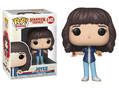 Stranger Things 3rd Season Joyce with Magnets POP! Figure Toy #845 FUNKO MIB NEW