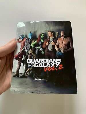 Guardians of the Galaxy vol2  Magnet cover for Steelbook (NO LENTICULAR)