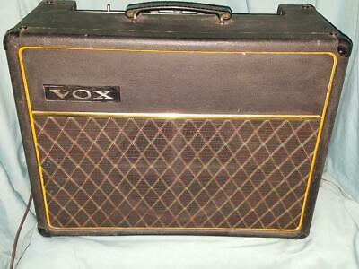 1960's Vox Pacemaker Solid State Electric Guitar Amp with Tremelo No Reverb