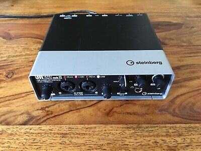 Steinberg UR12 MKII - USB Audio Interface