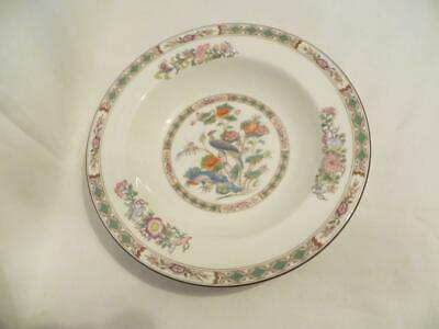 "Wedgwood Kutani Crane R4464 Soup Bowl 8 "" Mint"