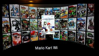 WII U SD Card 64gb - USB HDD Ready Games (Not Loadiine
