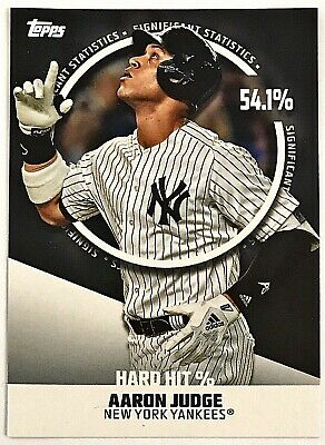 2019 Topps Series 2 Significant Statistics Insert Singles Buy 1 Get 1 Free