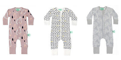 ergoPouch Layers L/Sleeve One Piece Sleepwear 0.2 Tog Limited Edition  FREE POST