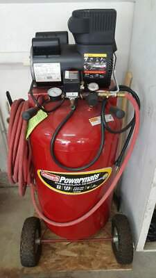Coleman Powermate Premium Series Oil Free Direct Drive 33 gallon Air Compressor