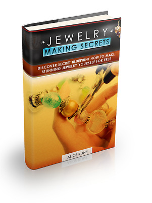 Jewelry Making Secrets PDF eBook with Master Resell Rights MRR