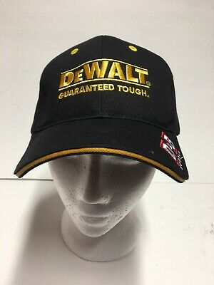 f09abfda1 DEWALT LOGO DAD Hat Contractor Tools Construction Worker Racing Ball ...